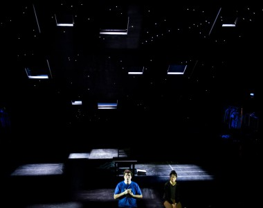 The Curious Incident with the dog in the night time